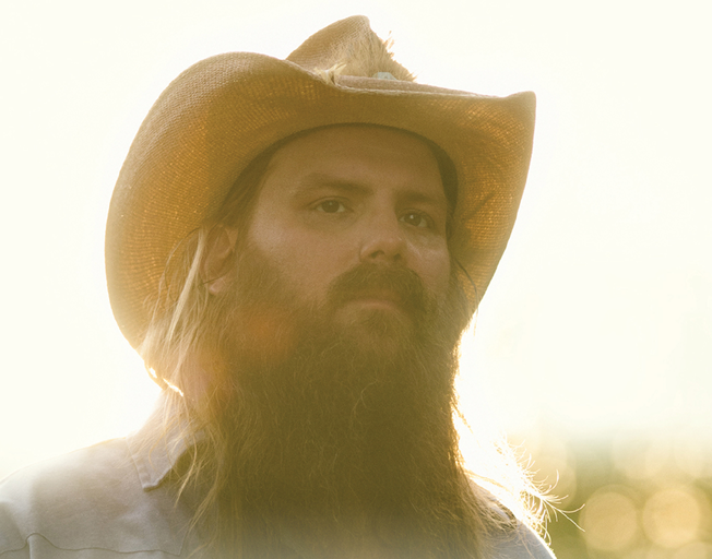 Two Chances To Win Tickets To Chris Stapleton Before You Can Buy Them