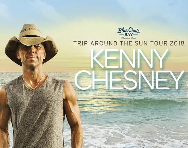 Win Tickets To Kenny Chesney At Solider Field Thursday