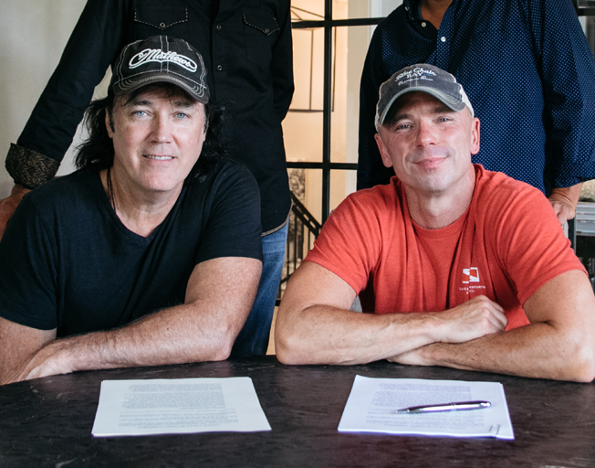 #JustAMinute Plus with Buck Stevens & David Lee Murphy and Kenny Chesney