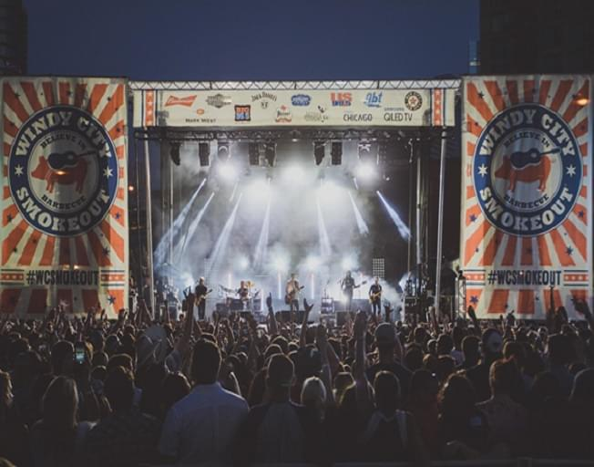 Win 3-Day Passes To Windy City Smokeout Tuesday