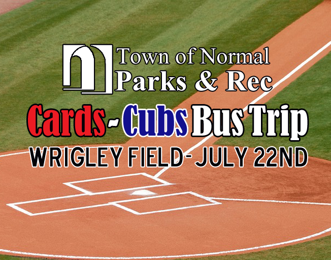 Win Tickets on the Cards-Cubs Bus