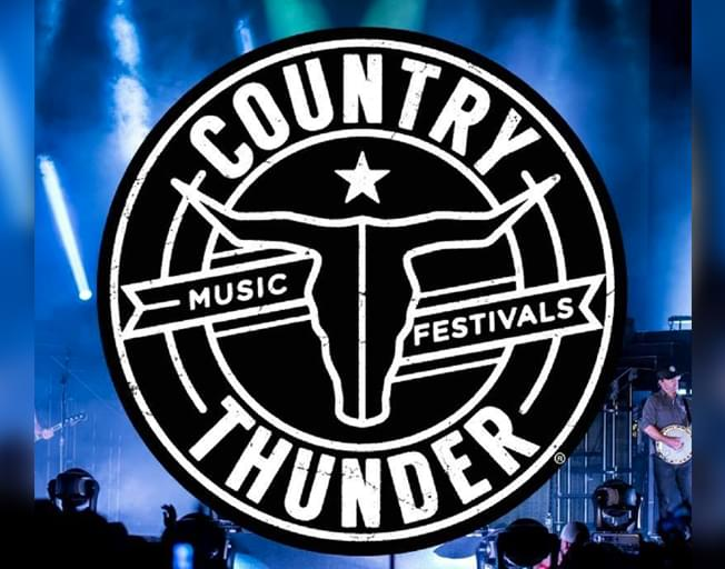 Win Tickets To See Luke Combs At Country Thunder With A Ride On The B104 Bus