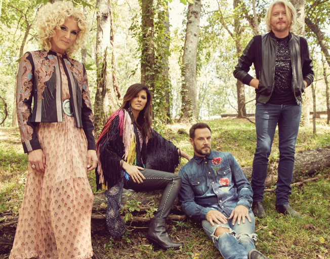 #JustAMinute with Buck Stevens & Little Big Town