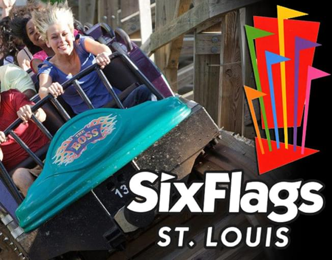 B104 Kicks Off The 104 Days Of Summer With A Chance To Win Tickets To Six Flags