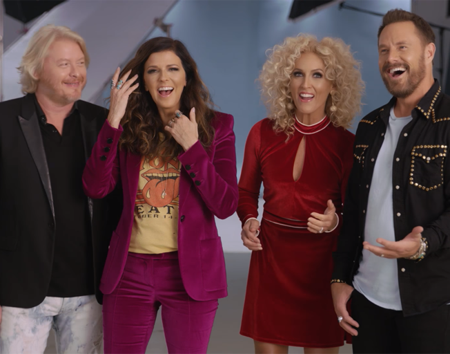 Could there be a Little Big Town spin-off band called Little Big Kids?