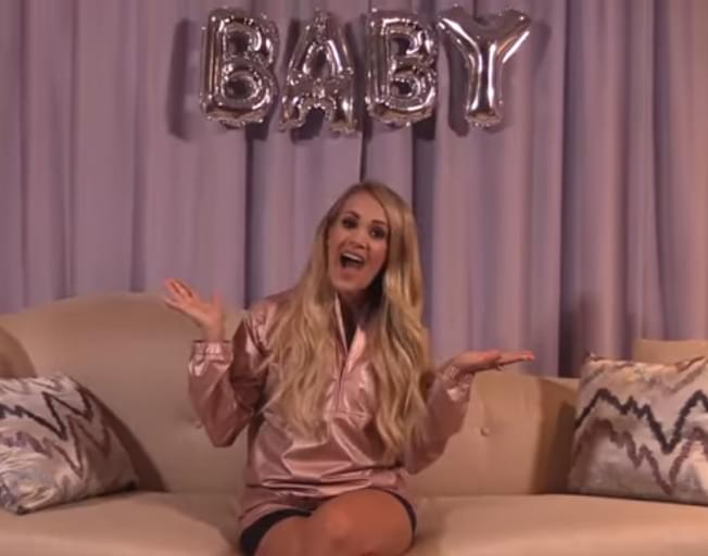 Carrie Underwood Surprises Fans With Baby News And Tour