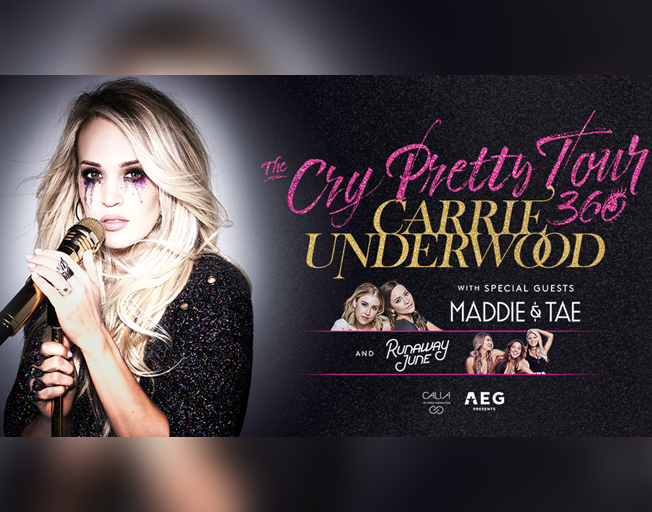 #JustAMinute with Buck Stevens & Carrie Underwood plus Maddie & Tae