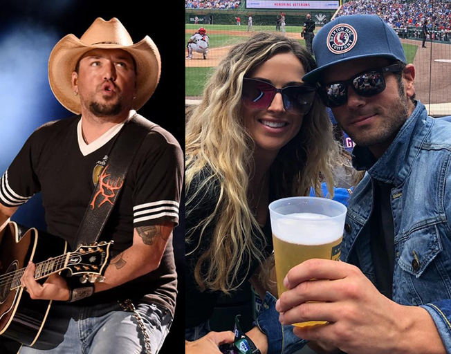 #JustAMinute with Buck Stevens & Jason Aldean and Chuck Wicks