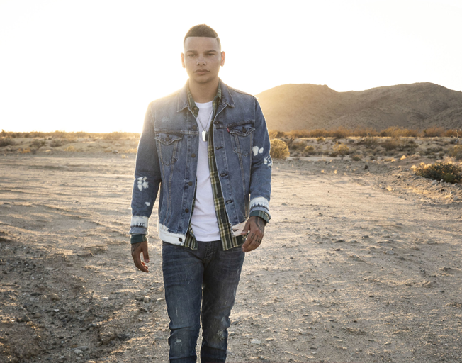 Kane Brown Having Fun and Learning On Tour with Brad Paisley