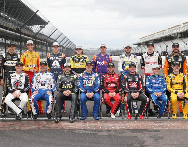 Driver Ranking Set for NASCAR Playoffs