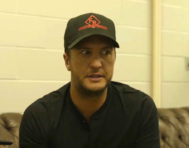 "Luke Bryan Shares ""What Makes You Country Tour"" Bloopers [VIDEO]"