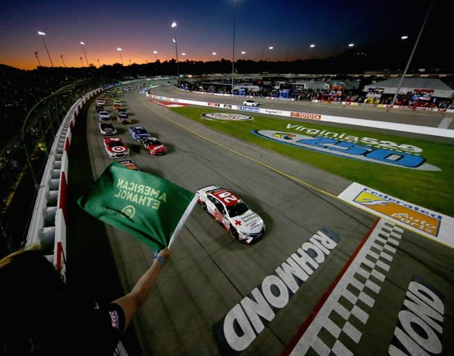NASCAR Playoff Drivers Hope to Recover at Richmond