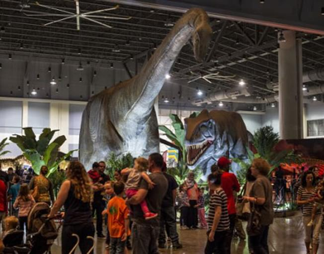 Win Tickets To Jurassic Quest With Faith & Hunter