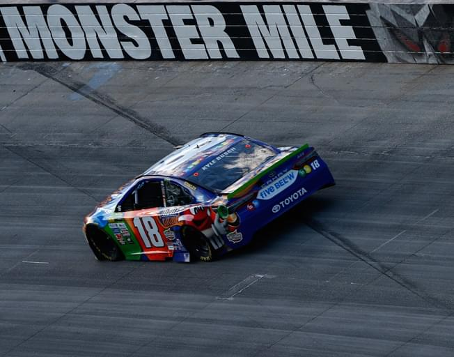 NASCAR Round of 12 Begins in Dover on The Monster Mile
