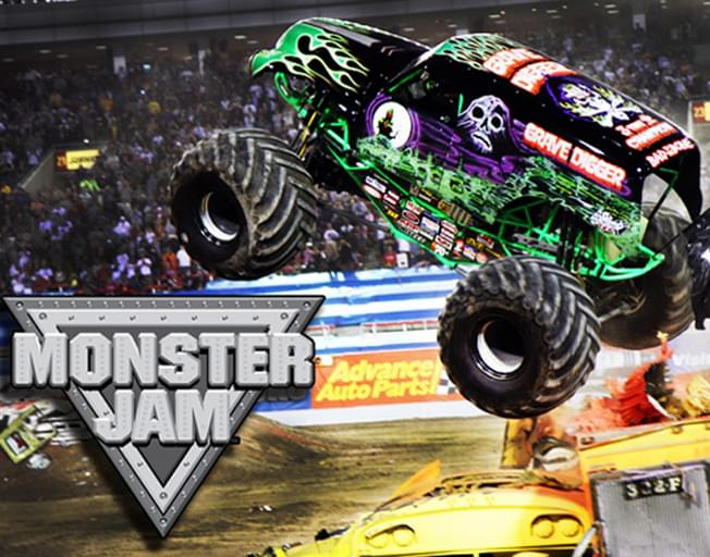 Win Tickets to Monster Jam With Twisted Trivia
