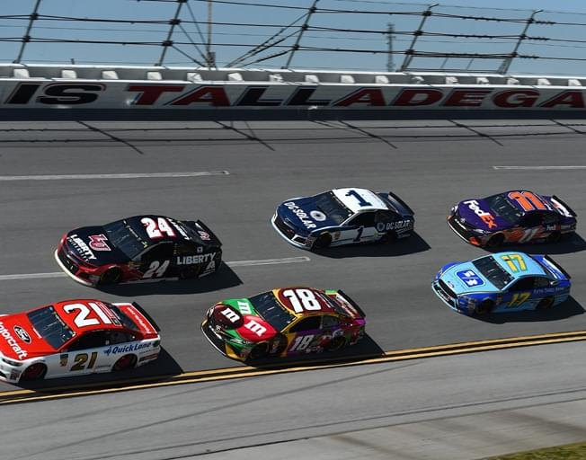 "Will the ""Big One"" at Talladega Change the NASCAR Playoffs Picture?"