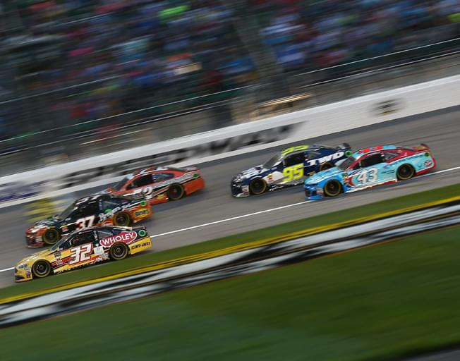 Who Will Advance in NASCAR Elimination Race at Kansas?