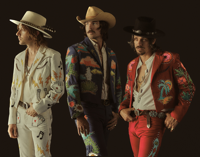 """The Stars Aligned to make Midland's Impossible """"Mr. Lonely"""" Video Possible"""