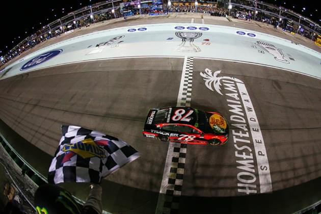 Monster Energy NASCAR Cup Series Championship Ford EcoBoost 400