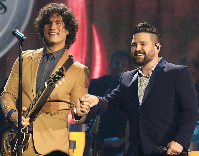 "Dan + Shay are ""Speechless"" at Number One"