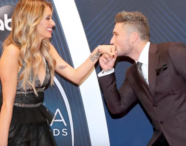 Michael Ray And Carly Pearce Just Got Engaged