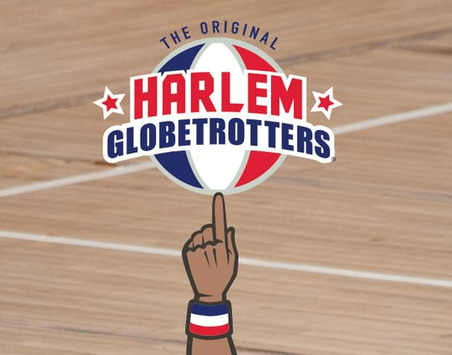 Win a 4-Pack of Tickets to the Harlem Globetrotters