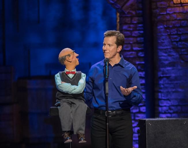 Win Tickets To Jeff Dunham In Champaign With Faith & Hunter