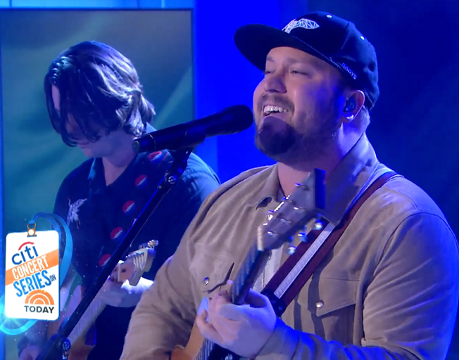 """Watch Mitchell Tenpenny sing """"Drunk Me"""" on 'Today Show' [VIDEO]"""