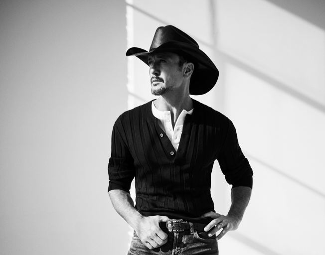 "Tim McGraw Teases New Song ""Thought About You"""