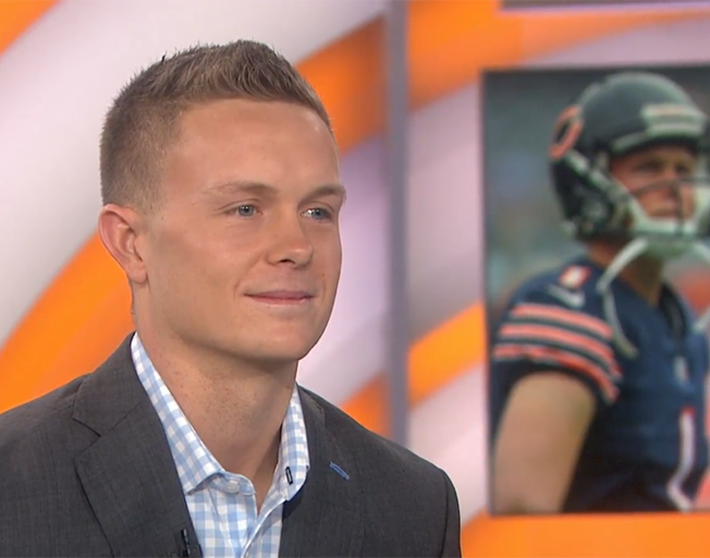 Bears Kicker Cody Parkey Shows Class Talking about Missed Field Goal [VIDEO]