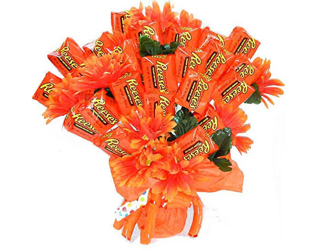 How about a Reese's Bouquet for Valentine's Day?