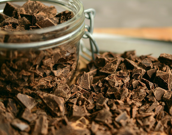 Chocolate chunks