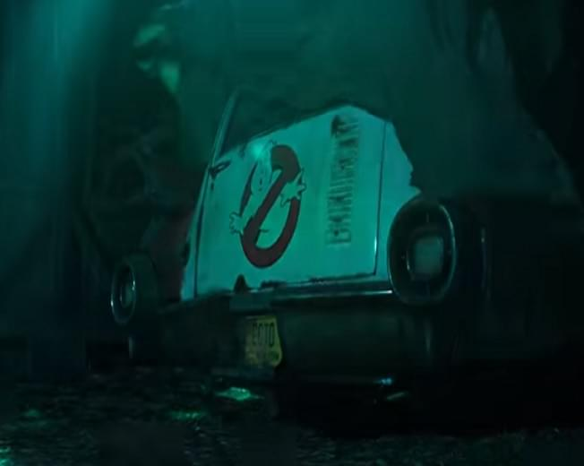 Upcoming 'Ghostbusters' Sequel Gets It's First Teaser Trailer