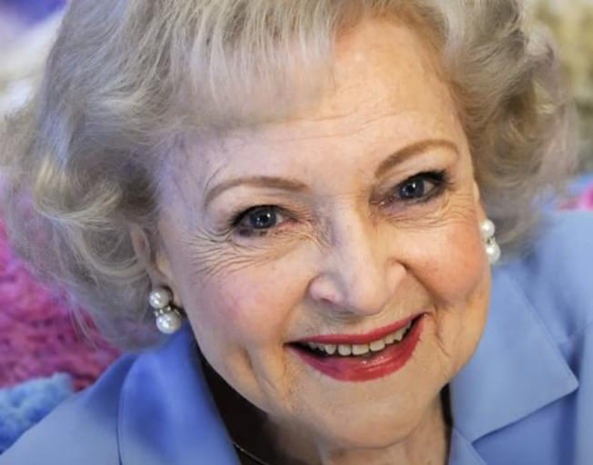 10 Things Betty White Is Older Than On Her 97th Birthday