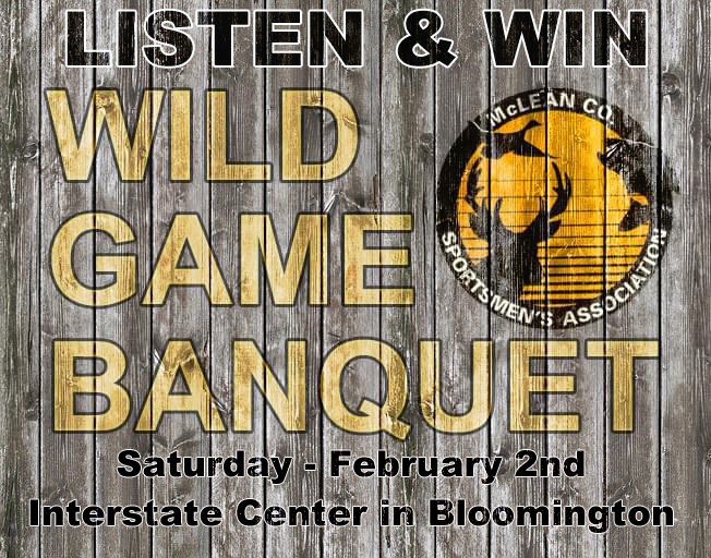 Win Tickets to Wild Game Banquet with Buck Stevens at Work with B104