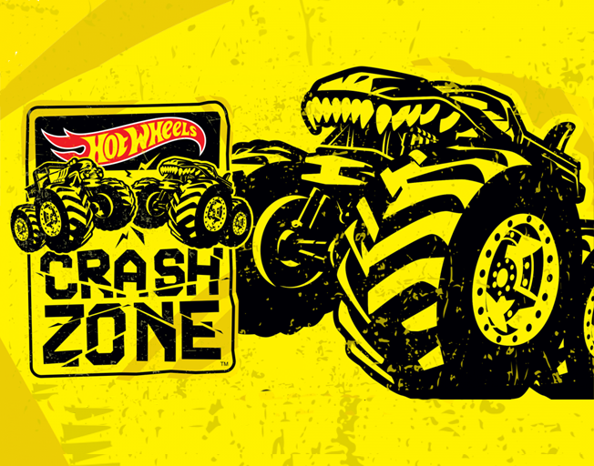 Bring the Kids to the Hot Wheels Monster Trucks Live FREE Crash Zone Pre-Show Party