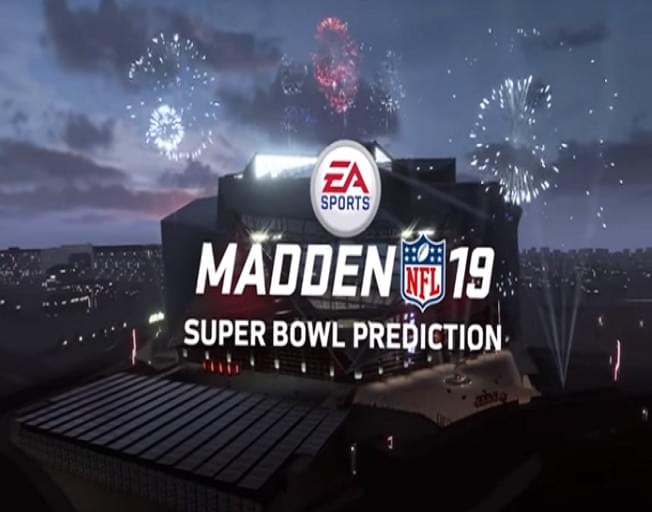 Madden Predicts Winner Of Sunday's Big Game