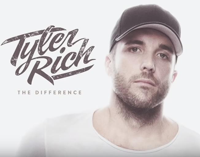 Tyler Rich The Difference
