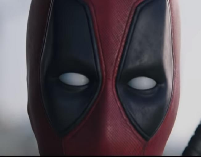 Deadpool Celebrates First Day As a Disney Character