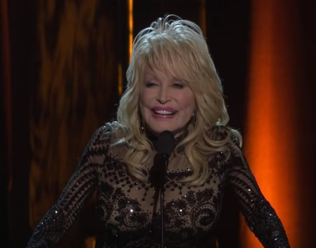 Dolly Parton Superstar Tribute At Grammys [VIDEO]