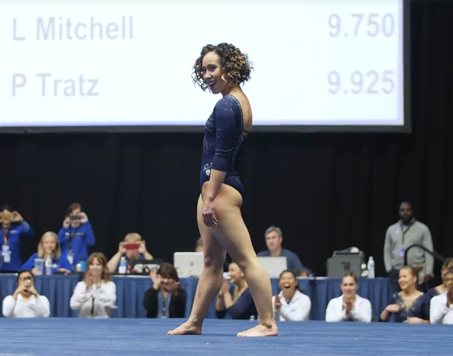 UCLA Gymnast Katelyn Ohashi