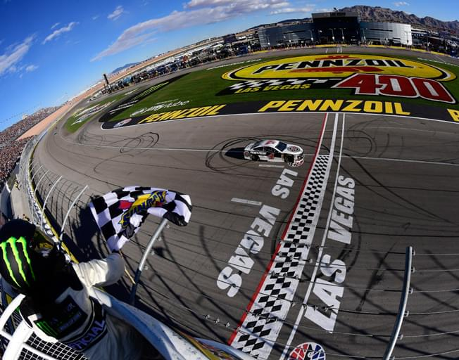 Who will Win when NASCAR Races in Las Vegas Sunday? | B104