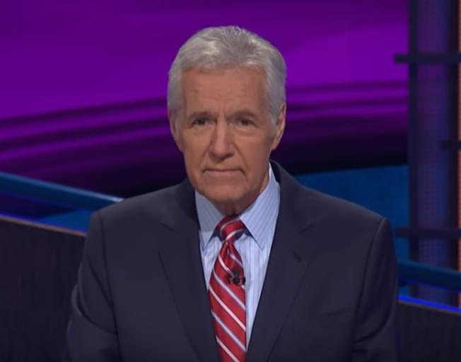 Alex Trebek Shares Positive News About Cancer Treatment | B104 WBWN-FM