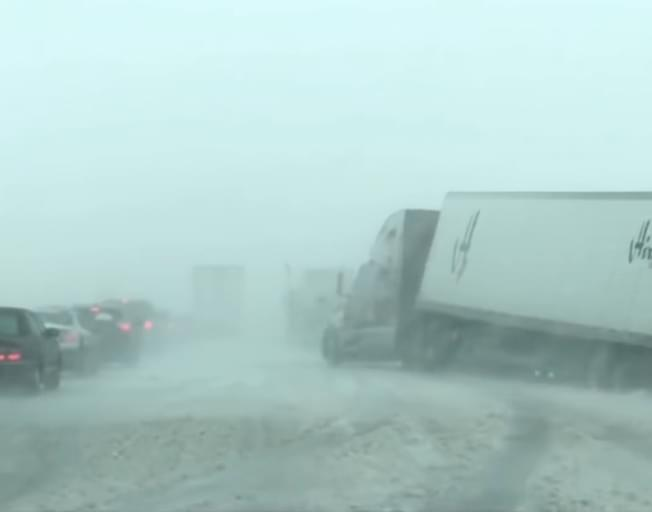 """Bomb Cyclone"" Slams Colorado [VIDEO]"