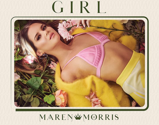 Maren Morris Debuts at No. 1 with 'Girl'
