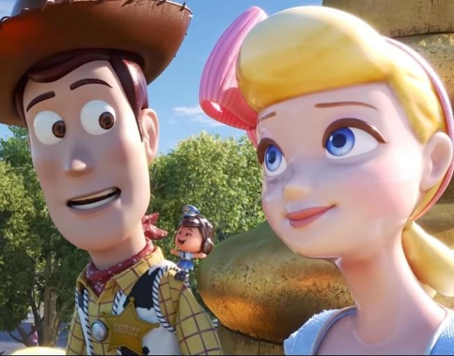 First Full Look At Toy Story 4 [VIDEO]