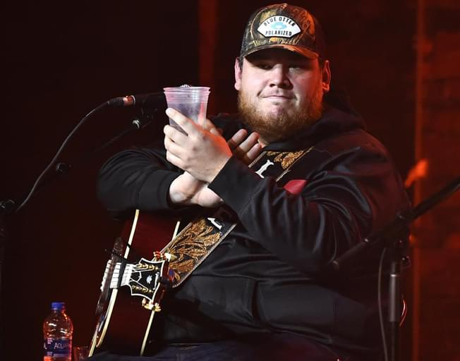 "Luke Combs ""Crazy"" Going Strong at No. 1"