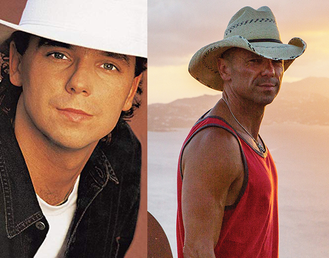 Buck's Top 10 Kenny Chesney Songs on his 51st Birthday [VIDEOS]