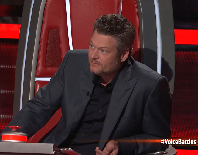 Who Did Blake Shelton Keep on Team Blake in 'The Voice' Battles Last Night? [VIDEOS]