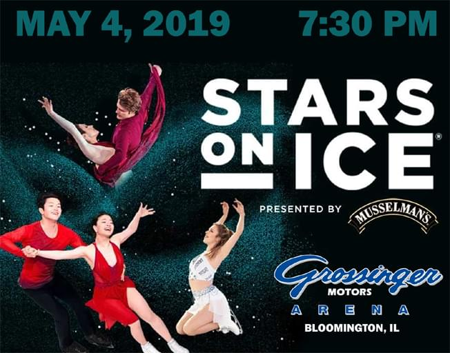 Win Tickets To 'Stars On Ice' With Insider Rewards
